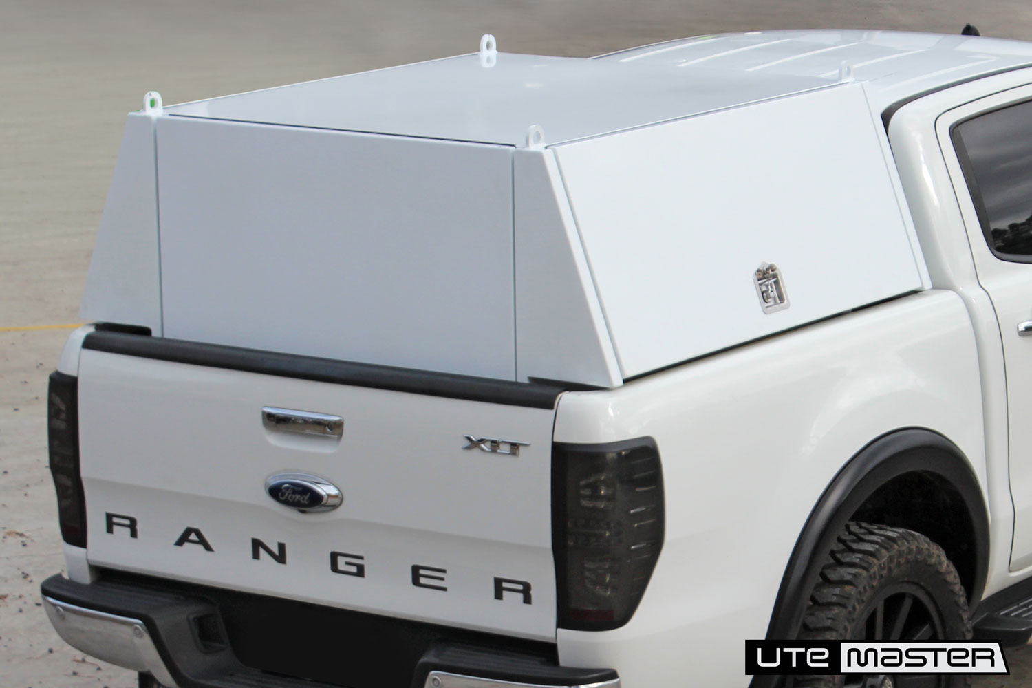Lift Off Toolbox to suit Commercial Ute Removable Toolbox by Utemaster Lift off box body Ford Ranger