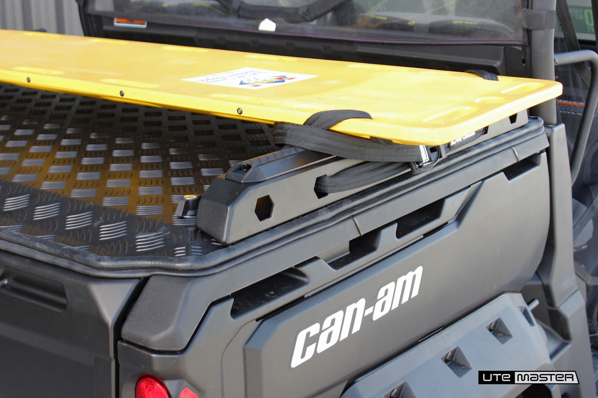 Utemaster Load-Lid to suit the Can-Am HD8_Hard Lid_Tonneau Cover