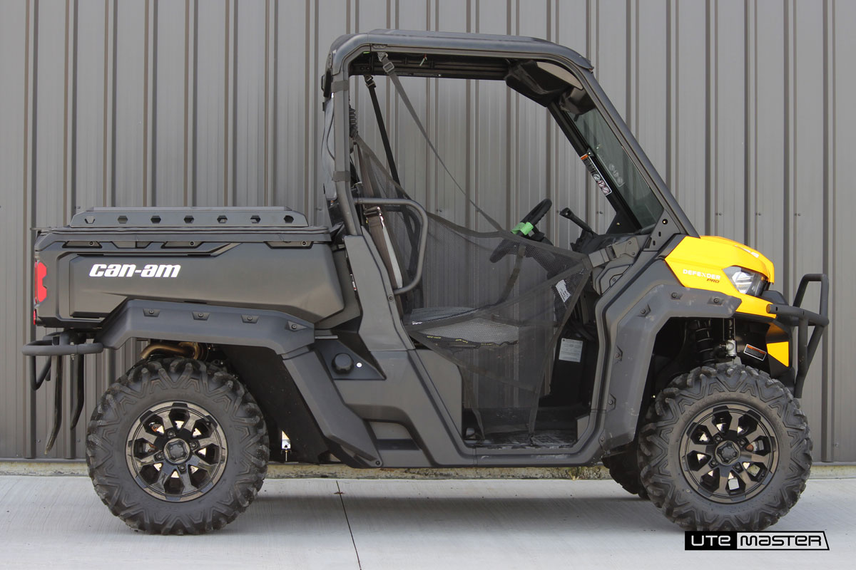 Hard Lid to suit Can Am HD8_Load-Lid by Utemaster