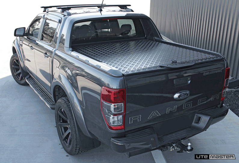 Ford Ranger Wildtrak Hard Lid Load Lid by Utemaster