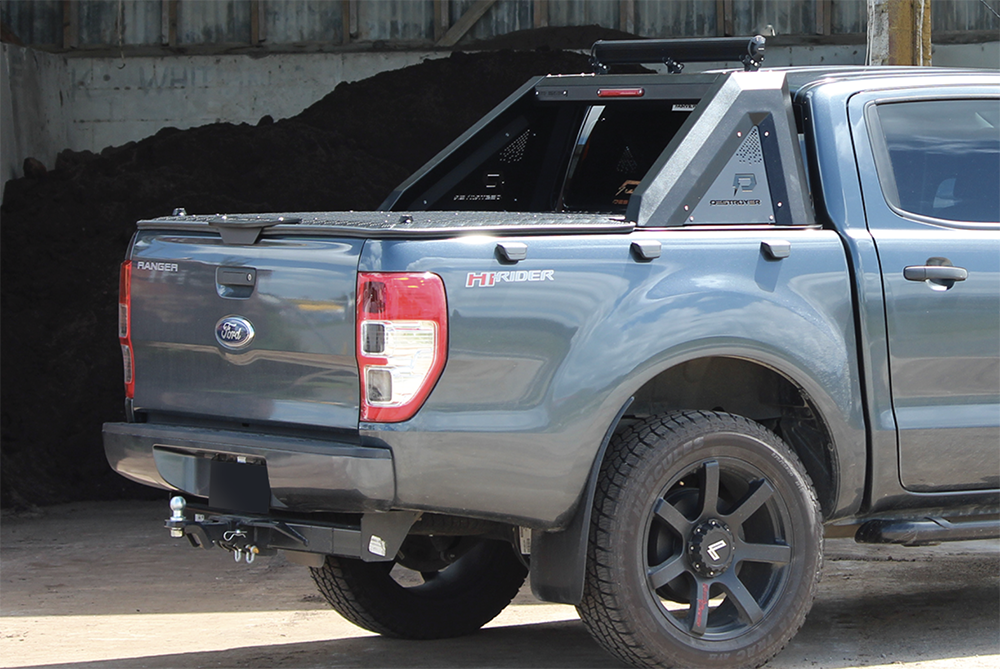 Ford Ranger Destroyer Sports Bars_Utemaster Load-Lid