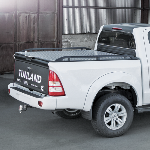 Hard Lid to suit Foton Tunland