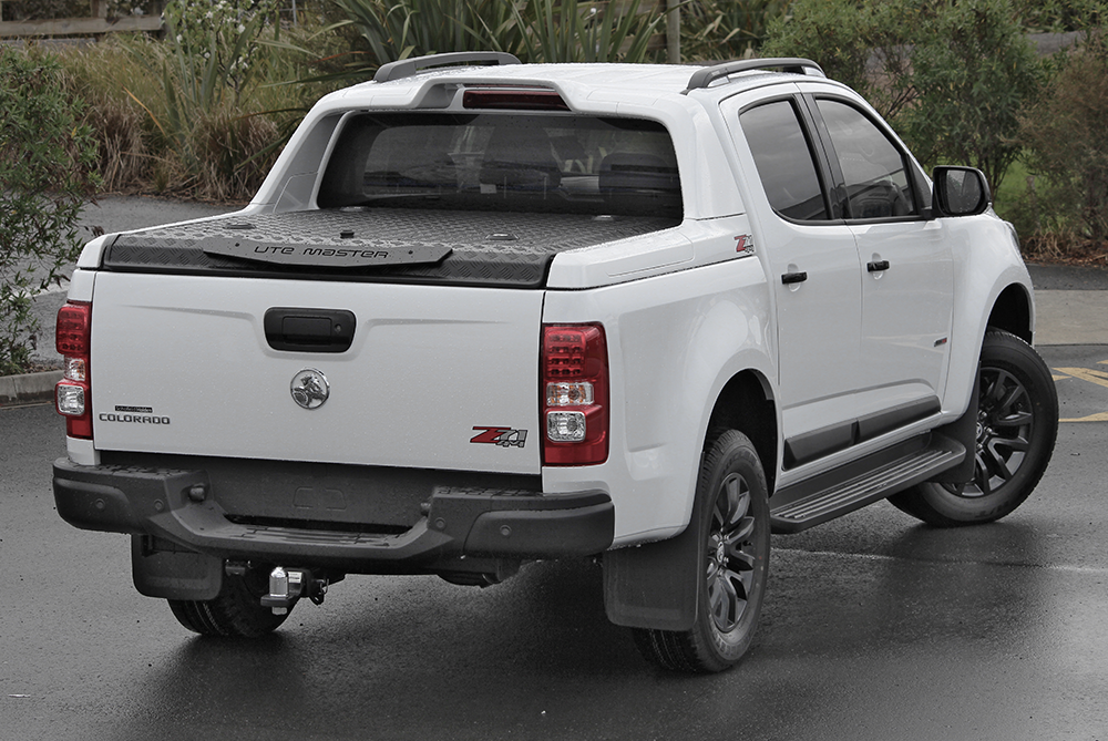 Holden Colorado Z71 Load Lid_Hard-Lid