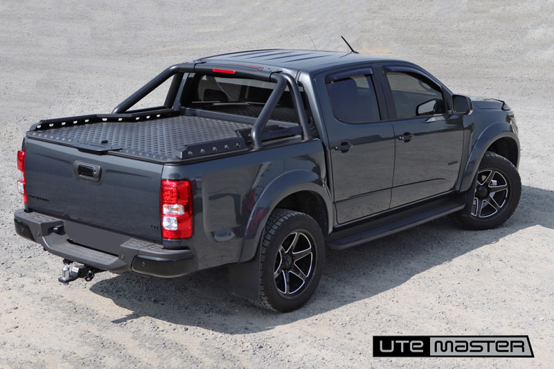 Holden Colorado LTZ Sports bars Load Lid