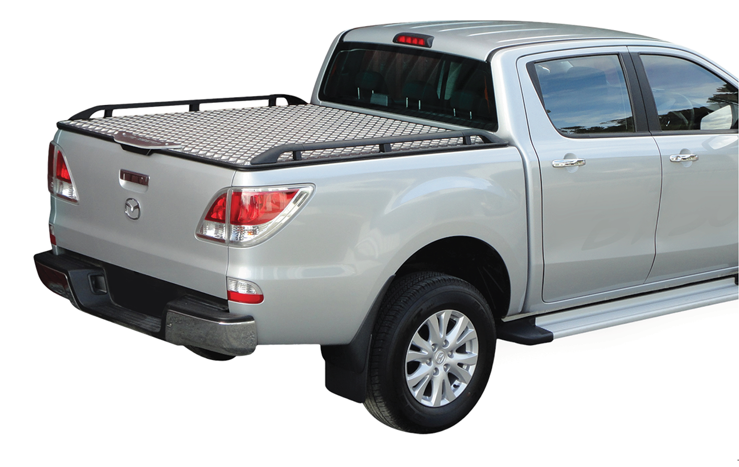 Mazda BT50 Load Lid Standard Side Rails