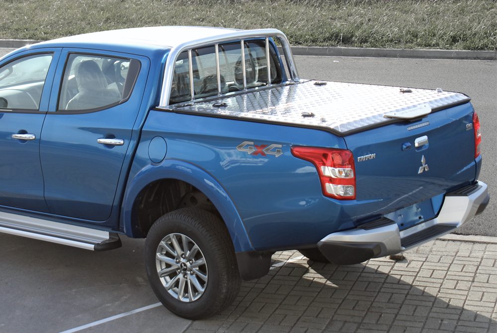 Mitsubishi Load Lid with Cab Guard