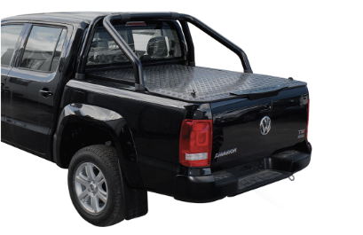 Volkswagen Amarok Factory Sports Bars Utemaster Load Lid