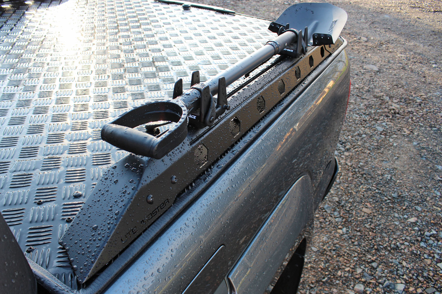 Destroyer Side Rails Volkswagen Amarok v2