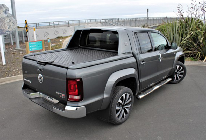 Load-Lid Now Available For The New Amarok V6 Aventura