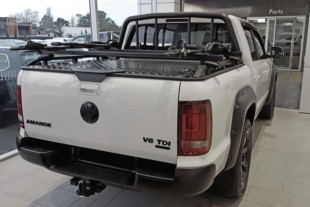 VW Amarok – Utemaster