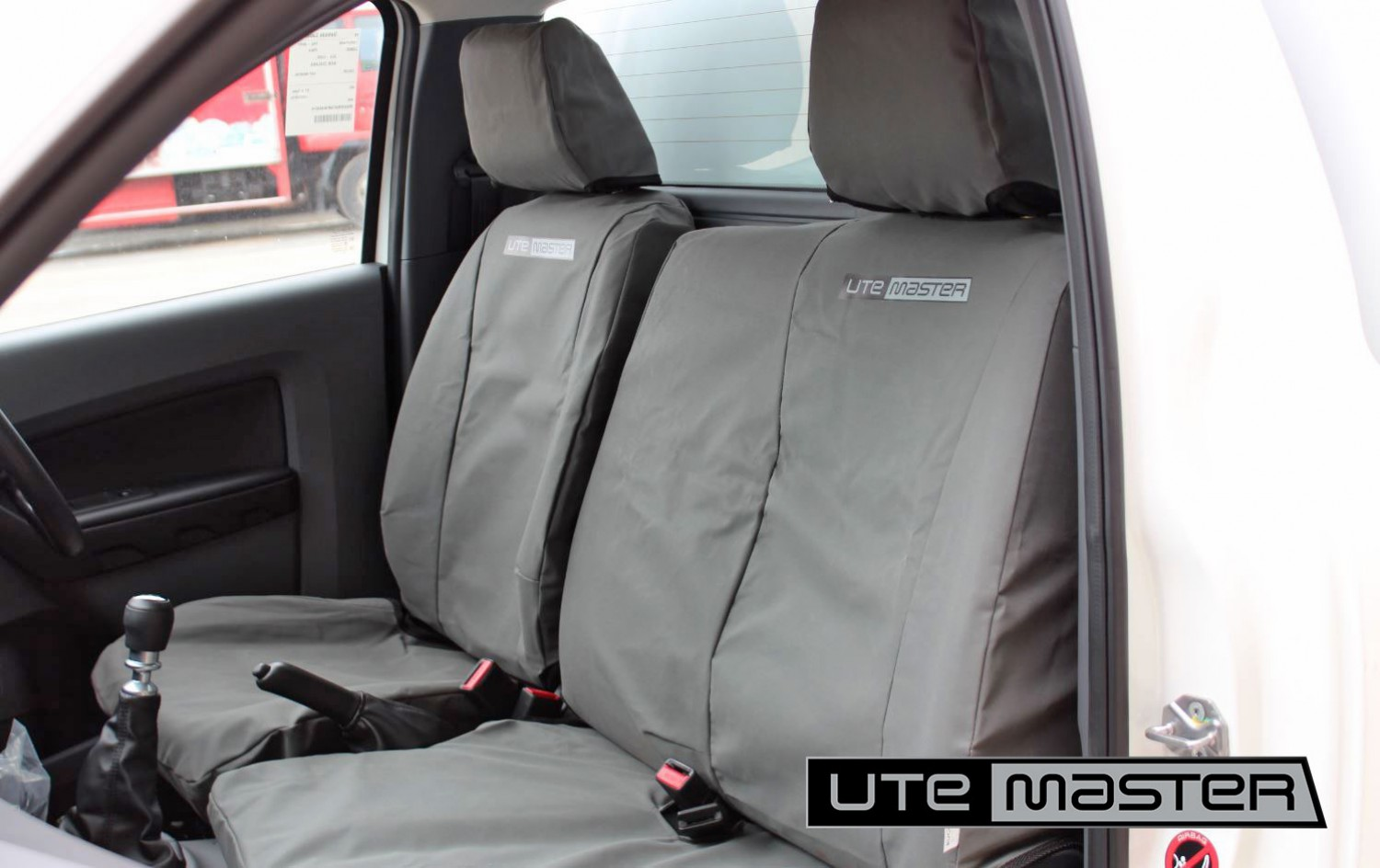 Commercial Grade Seat Covers for Utes  Vans Heavy Duty