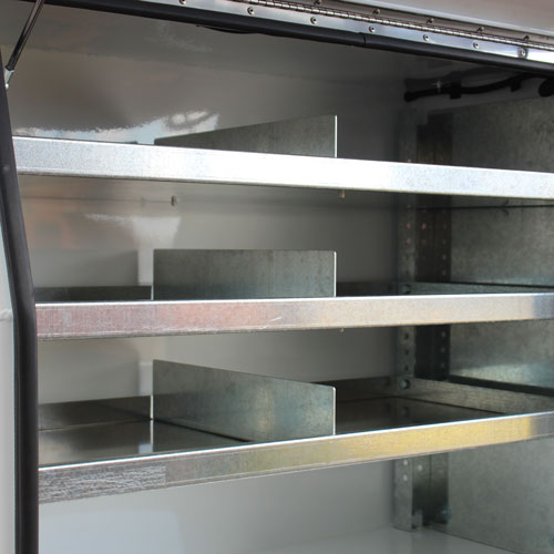 Toolbox Shelving