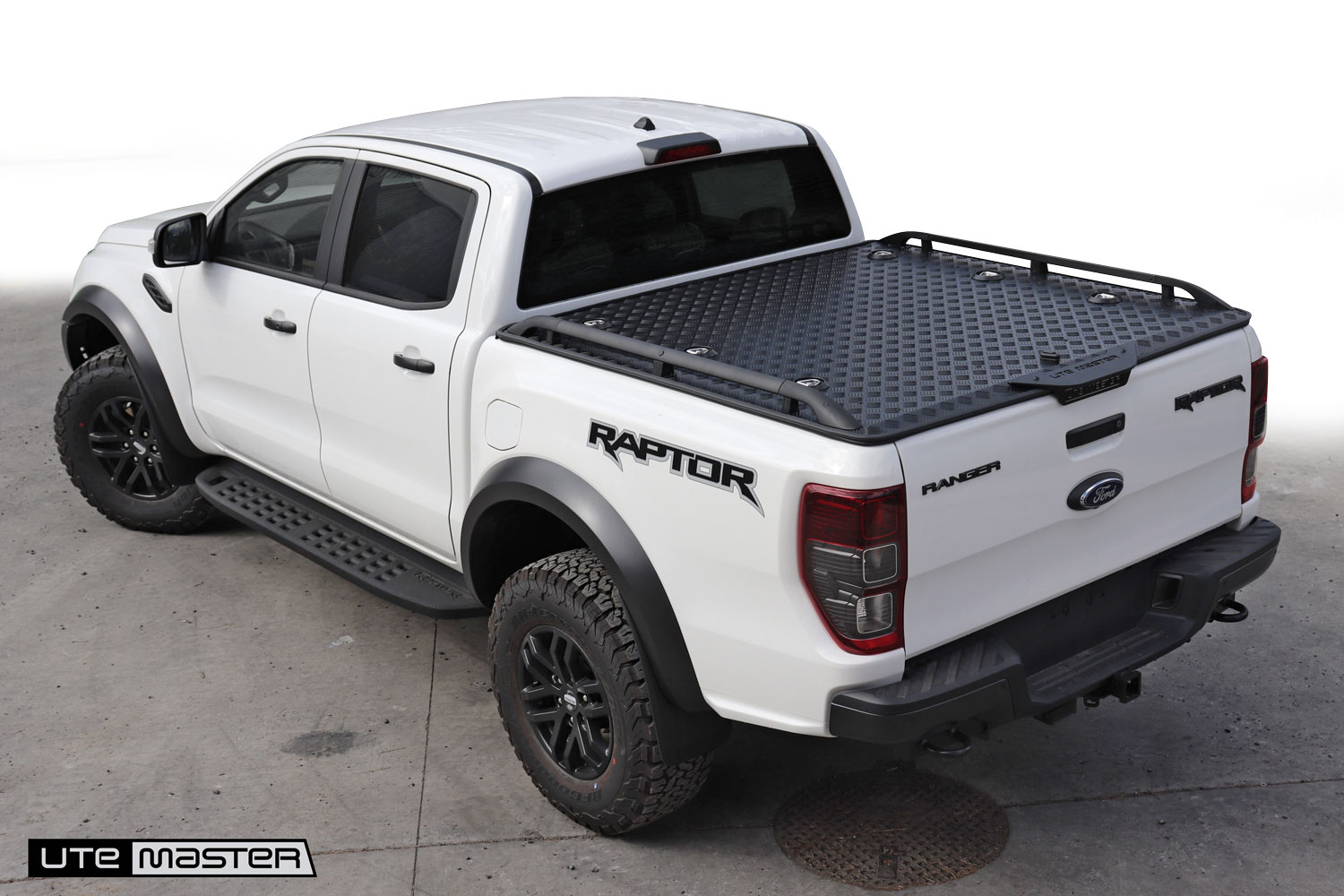 Utemaster Load-Lid to suit the Ford Ranger Raptor