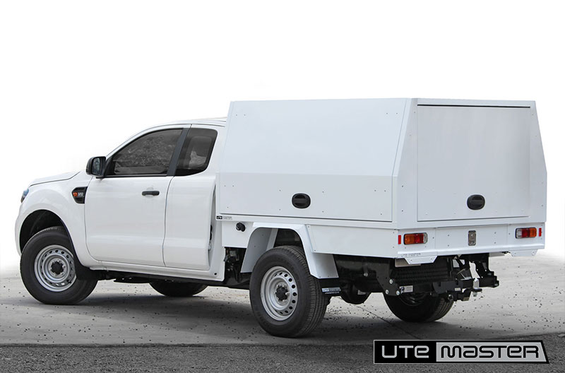Cab Extra Cab Ute Commercial Box Body Fitout Ford Ranger
