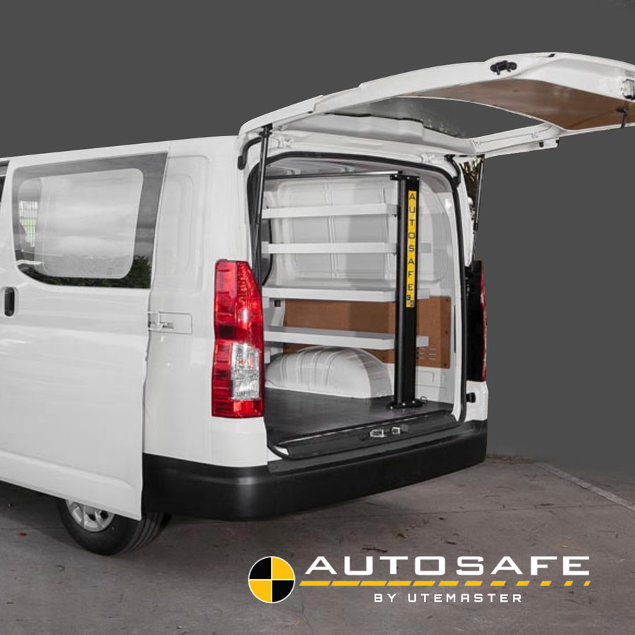 Autosafe By Utemaster Van Shelving Made Easy Commercial Fleet Solutions v2