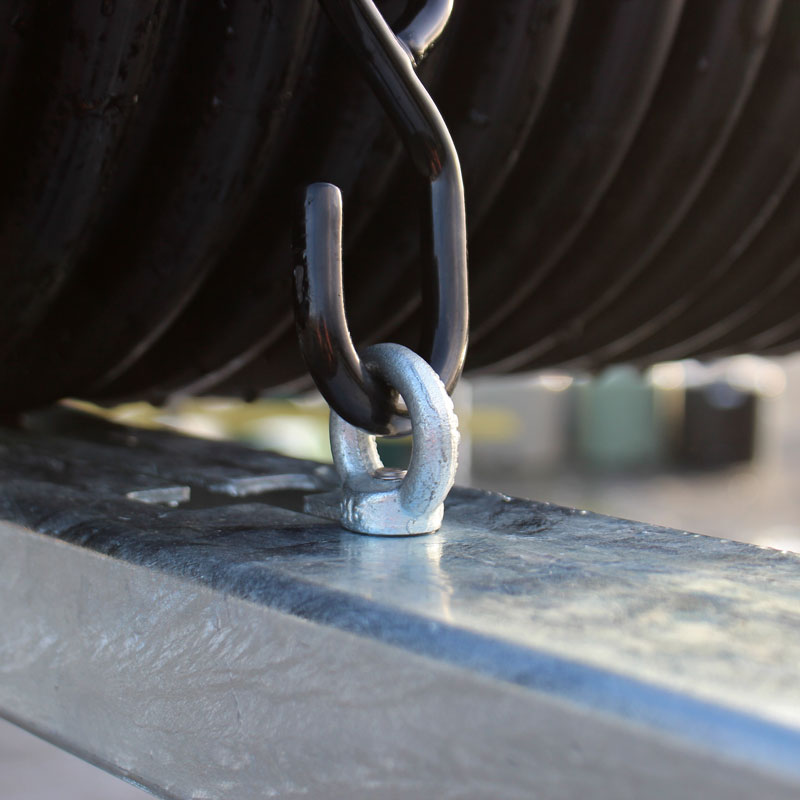 Eye Bolts to suit Utemaster Steel Flat Deck