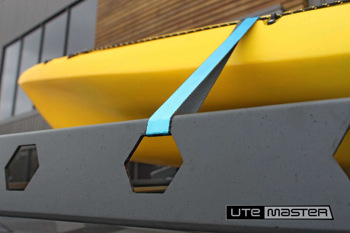 Hex shaped tie points to suit Utemaster Cantilever Roof Rack