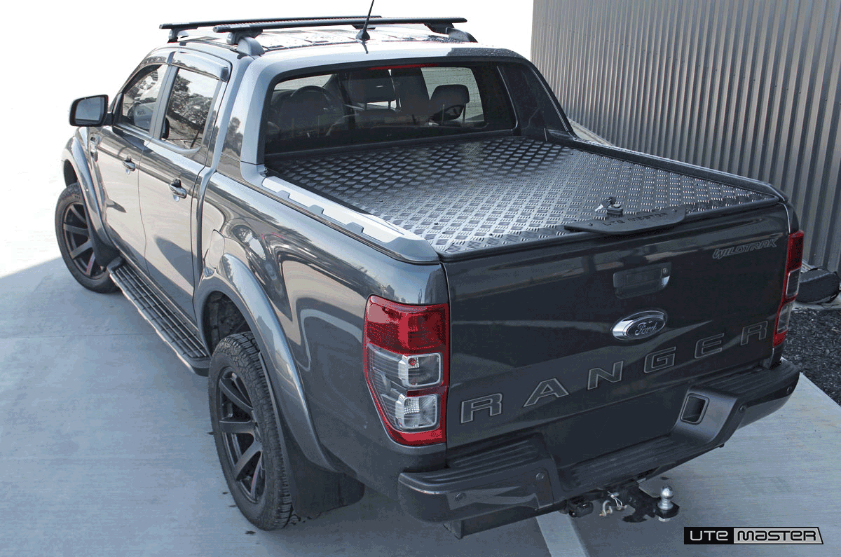 Ford Ranger Wildtrak Hard Lid | Load-Lid