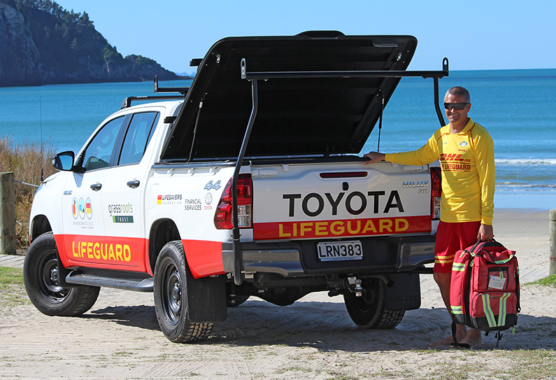 Toyota and Utemaster are saving lives!