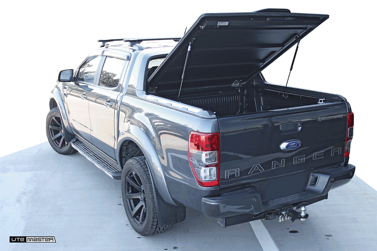 Utemaster Load-Lid to suit Ford Ranger Wildtrak | Hard Lid